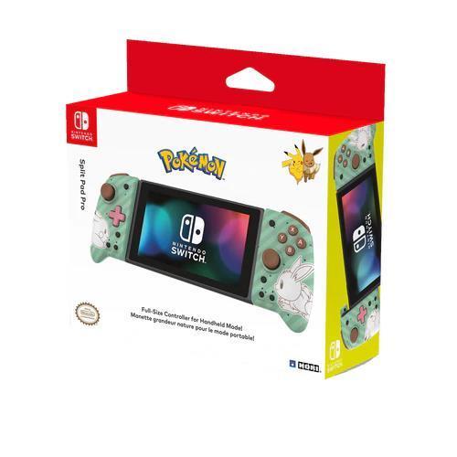HORI Split Pad Pro (Pikachu & Eevee) - 2