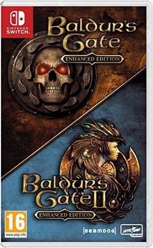 The Baldurs Gate Enhanced Edition Nintendo Switch [Edizione: Francia]