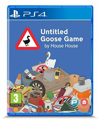 Untitled Goose Game PlayStation 4