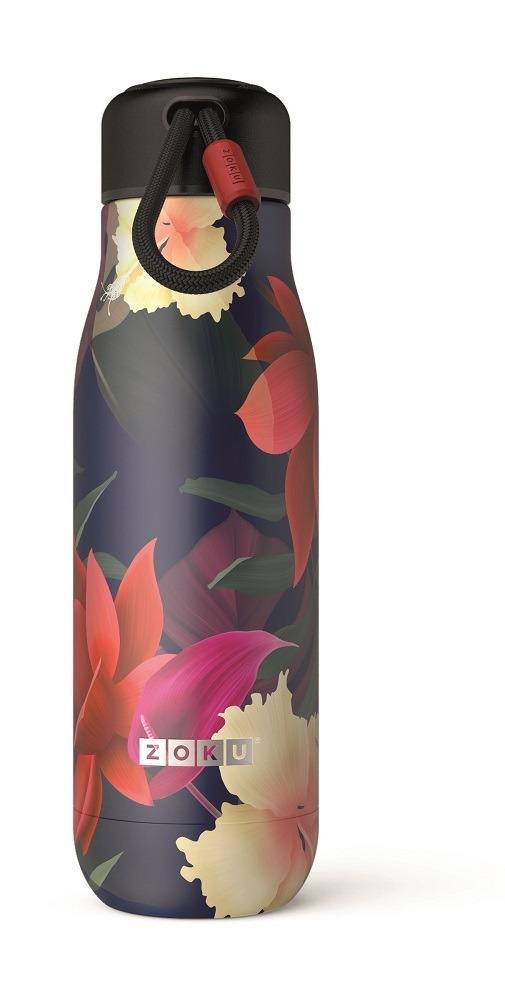 Bottiglia Thermos Koh-I-Noor in acciaio Inox Paradise - 500 ml