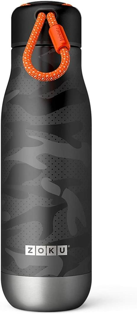 Bottiglia Thermos Koh-I-Noor in acciaio Inox Paradise - 500 ml - 4