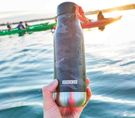 Bottiglia Thermos Koh-I-Noor in acciaio Inox Paradise - 500 ml - 5