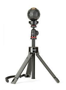 Joby TelePod Pro Kit treppiede Smartphone/fotocamera di azione 3 gamba/gambe Nero, Rosso - 11