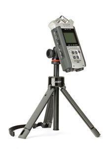 Joby TelePod Pro Kit treppiede Smartphone/fotocamera di azione 3 gamba/gambe Nero, Rosso - 12