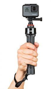 Joby TelePod Pro Kit treppiede Smartphone/fotocamera di azione 3 gamba/gambe Nero, Rosso - 13