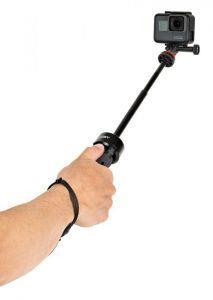 Joby TelePod Pro Kit treppiede Smartphone/fotocamera di azione 3 gamba/gambe Nero, Rosso - 2