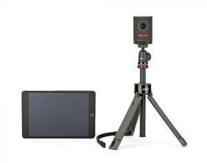 Joby TelePod Pro Kit treppiede Smartphone/fotocamera di azione 3 gamba/gambe Nero, Rosso - 7