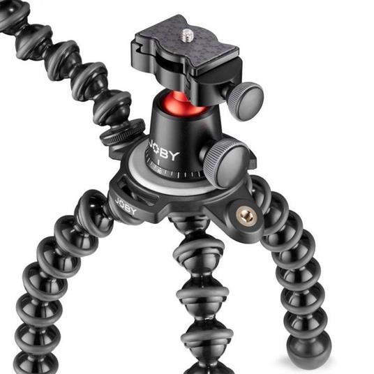 Joby JB01567-BWW treppiede Universale 3 gamba/gambe Nero - 2