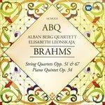 Quartetti per archi op.51, op.67 - Quintetto con pianoforte op.34