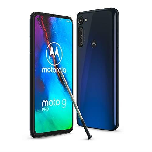 Motorola Moto G Pro Smartphone 128GB, 4GB RAM, Dual Sim, Mystic Indigo