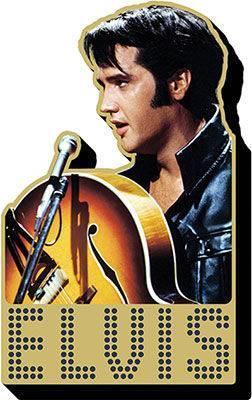 Elvis 68 Special Magnet - 2