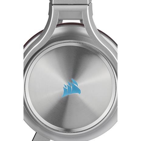 Corsair VIRTUOSO RGB Cuffia Padiglione auricolare Espresso Connettore 3.5 mm - 3