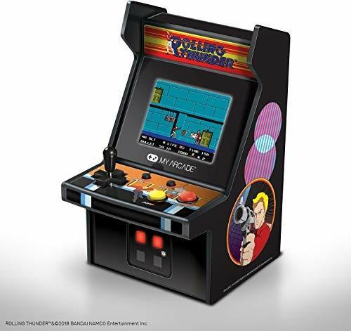 My Arcade Rolling Thunder