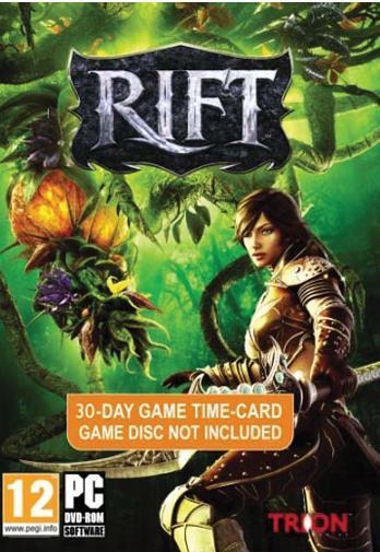 Rift Game Time Card 30gg