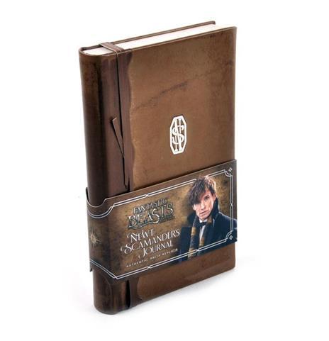 Diario. Harry Potter Norbert Dragonneau - 10