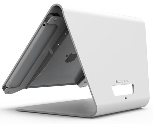 Compulocks Nollie Supporto multimediale Bianco Tablet - 2