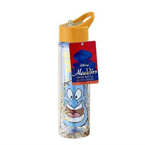 Funko Aladdin Plastic Water Bottle At Your Service, Multicolore, 750ml