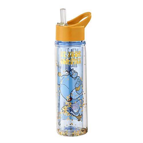 Funko Aladdin Plastic Water Bottle At Your Service, Multicolore, 750ml - 2