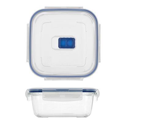 Arc Contenitore Vetro Pure Box Quadro Lt0,38