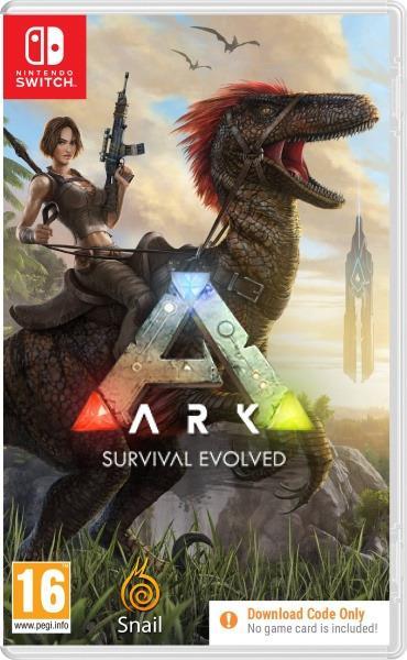 Koch Media ARK: Survival Evolved Nintendo Switch Basic Inglese