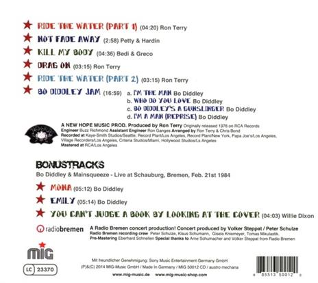 The 20th Anniversary of Rock 'N' Roll - CD Audio di Bo Diddley - 2