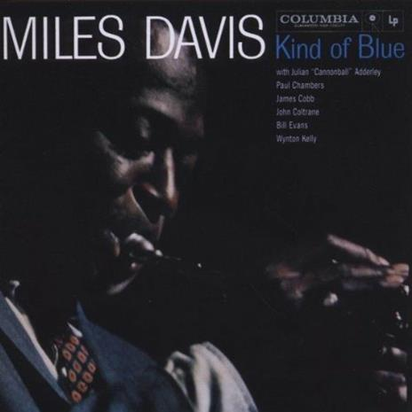 Kind of Blue - CD Audio di Miles Davis - 2