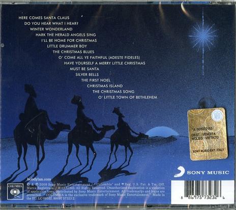 Christmas in the Heart - CD Audio di Bob Dylan - 2