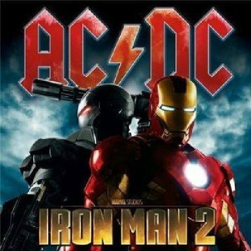 Iron Man 2 (Colonna sonora) - CD Audio di AC/DC