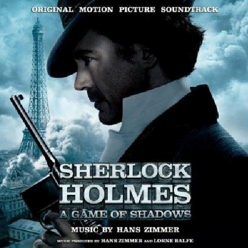 Sherlock Holmes 2. Gioco di Ombre (Colonna sonora) - CD Audio di Hans Zimmer