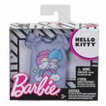 Barbie. Top Brandizzati Tg. Unica. Top Little Twin Stars Violetto