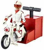 Toy Story 4. Duke Caboom Con Moto E Lanciatore. Mattel Gfb55