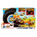 Hot Wheels- Monster Trucks Arena delle Acrobazie, con due veicoli e più di 90 cm di divertimento e acrobazie, 4+anni