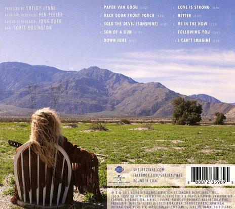 Paper Van Gogh - CD Audio di Shelby Lynne - 2