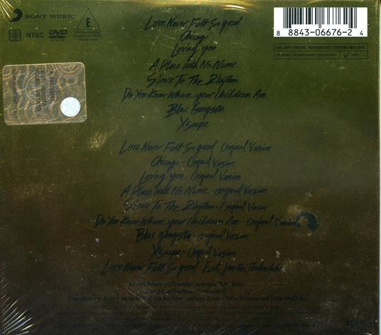 Xscape (Digipack Deluxe Edition) - CD Audio + DVD di Michael Jackson - 2
