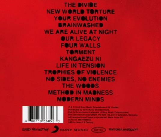 Brainwashed - CD Audio di While She Sleeps - 2