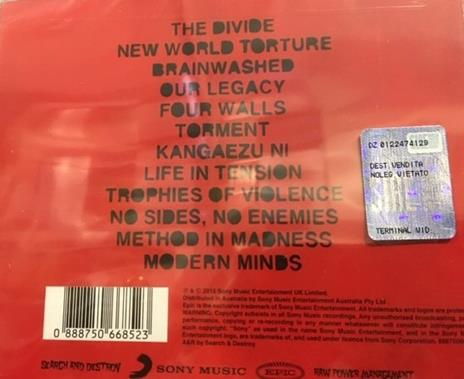 Brainwashed - CD Audio di While She Sleeps - 3