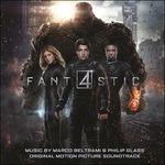 The Fantastic Four (Colonna sonora) - CD Audio