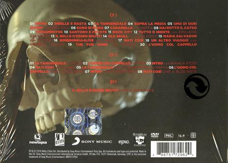 Il bello d'esser brutti (Multiplatinum Edition) - CD Audio + DVD di J-Ax - 2