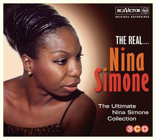 The Real... Nina Simone - CD Audio di Nina Simone