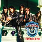 Toronto 1990 (Red & Blue Vinyl)