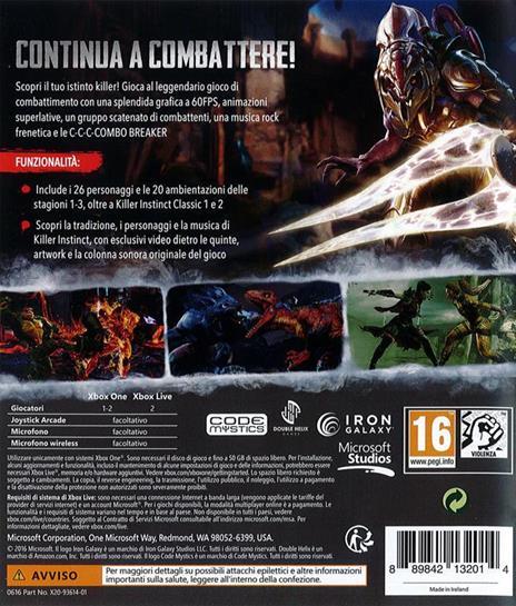 Killer Instinct Definitive Edition  - 2