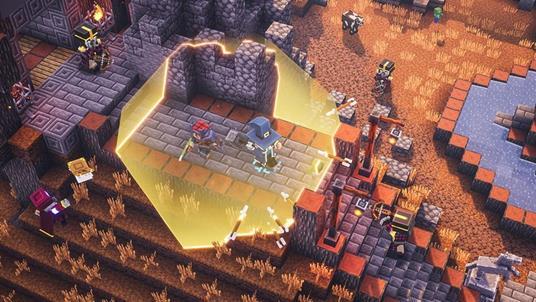 Minecraft Dungeons Hero Edition - XONE - 4