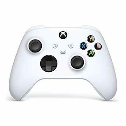 Xbox Wireless Controller, Bianco Robot