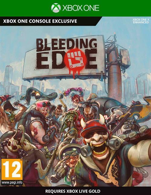 Bleeding Edge - XONE