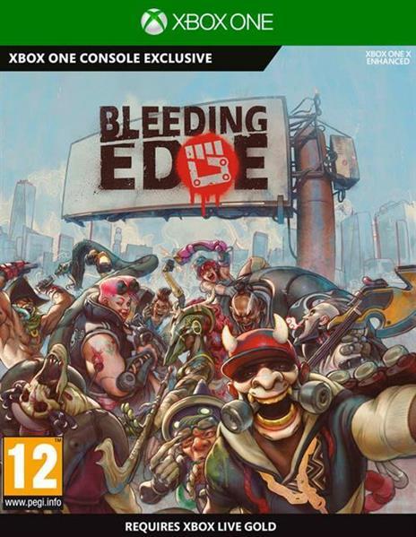 Bleeding Edge - XONE - 2