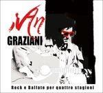 Rock e ballate per quattro stagioni - CD Audio di Ivan Graziani