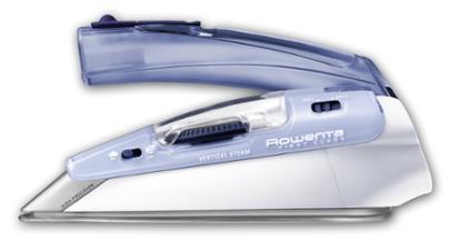 Rowenta DA 1510 Ferro da stiro a secco e a vapore Piastra Microsteam 200 Lillà, Bianco 1000 W