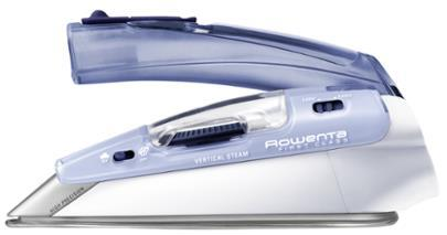 Rowenta DA 1510 Ferro da stiro a secco e a vapore Piastra Microsteam 200 Lillà, Bianco 1000 W - 5