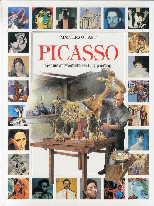 Pablo Picasso. [English Ed.] - Stefano Loria - copertina