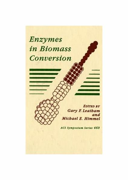 Enzymes in Biomass Conversion - copertina